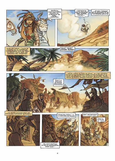 Page 5 Tykko des sables tome 1