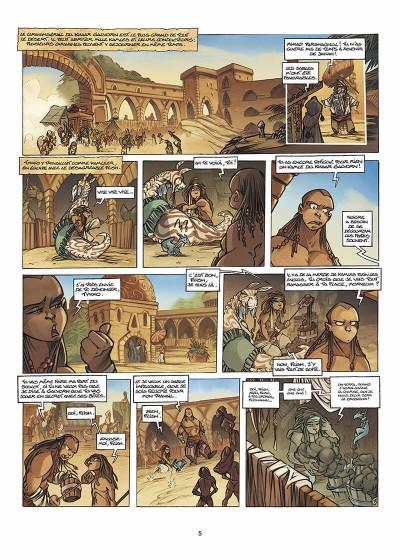 Page 6 Tykko des sables tome 1