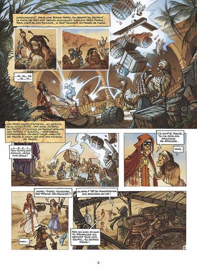 Page 7 Tykko des sables tome 1
