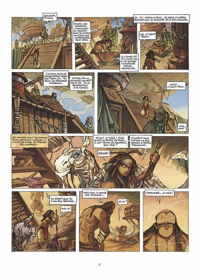 Page 8 Tykko des sables tome 1