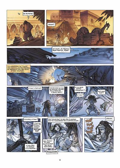 Page 9 Tykko des sables tome 1