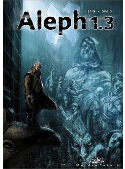 Couverture aleph 1.1 tome 3