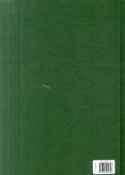 Dos les druides - intégrale tome 1 à tome 3