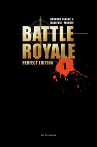 image de battle royale - deluxe tome 1