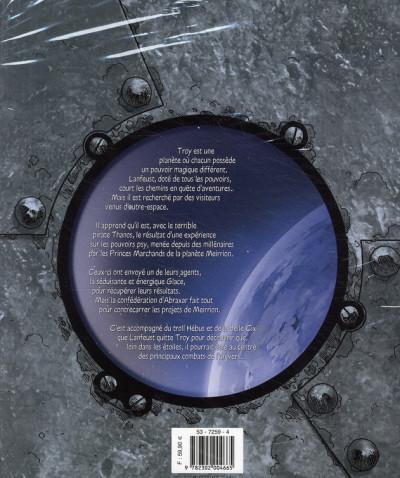 Dos lanfeust des étoiles - coffret tome 5 à tome 8 (édition 2009)