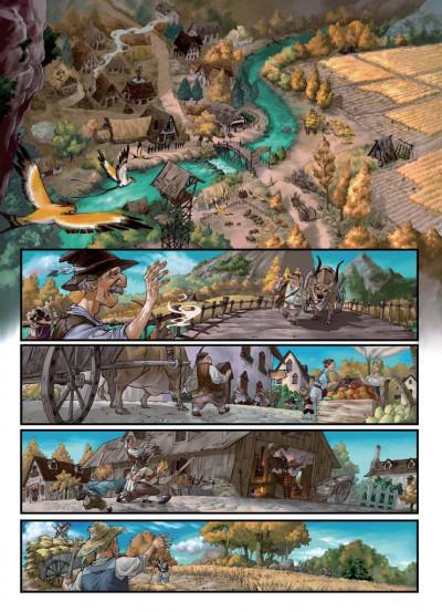 Page 1 yuna tome 1 - la prophétie de winog