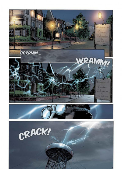 Page 1 le syndrome de caïn tome 5 - le cartel