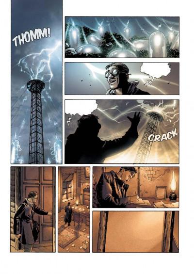 Page 2 le syndrome de caïn tome 5 - le cartel