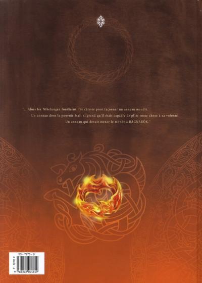 Dos le crépuscule des dieux tome 3 - fafnir