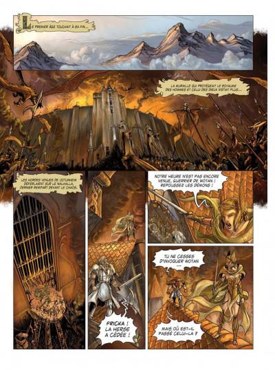 Page 1 le crépuscule des dieux tome 3 - fafnir