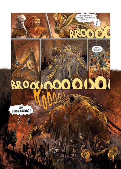 Page 2 le crépuscule des dieux tome 3 - fafnir