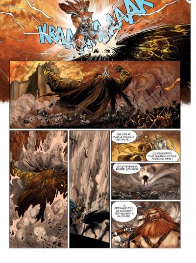 Page 4 le crépuscule des dieux tome 3 - fafnir