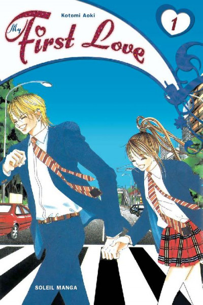 Couverture my first love tome 1