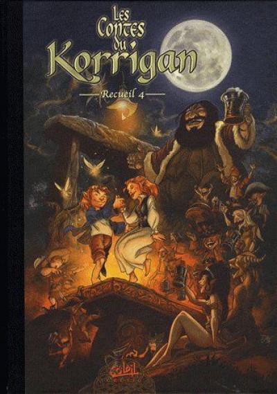 image de les contes du korrigan - intégrale tome 7 à tome 8