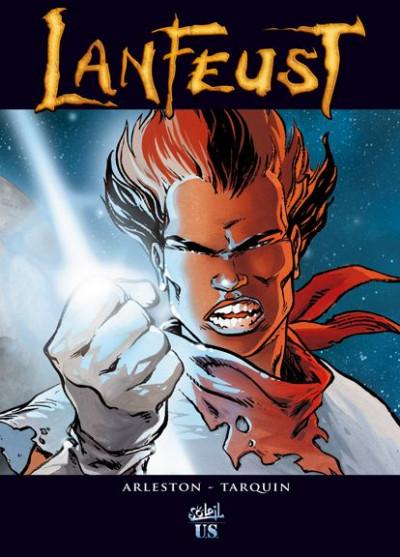 Couverture lanfeust des étoiles tome 1 - format comics us