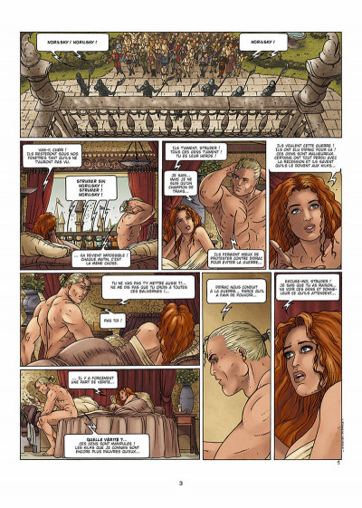 Page 4 lans sirling tome 3 - rosyalle