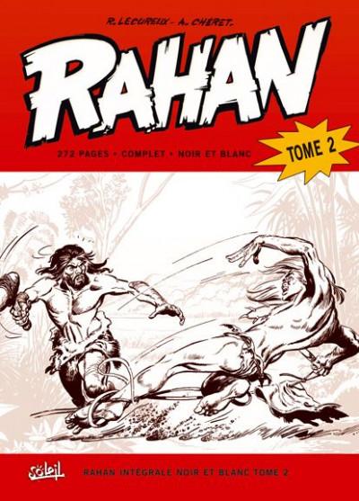Couverture Rahan - intégrale noir et blanc tome 2 (ancienne édition)