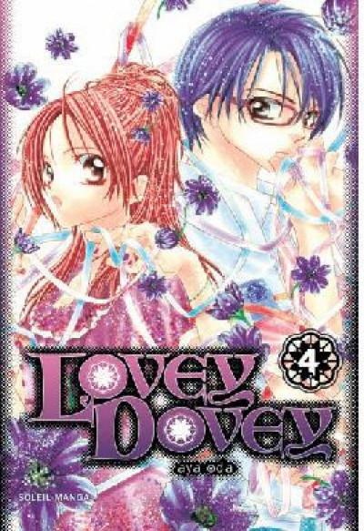 image de lovey dovey tome 4