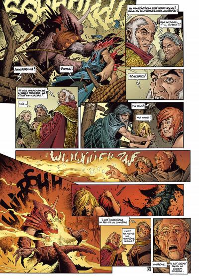 Page 4 les forêts d'opale tome 6 - le sortilège du pontife
