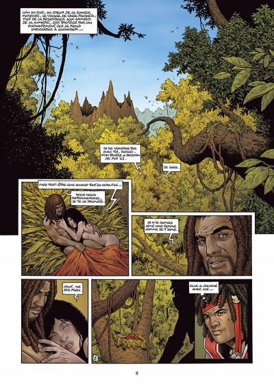 Page 8 les forêts d'opale tome 6 - le sortilège du pontife