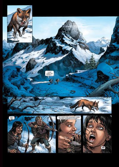Page 3 ténèbres tome 1 - ioen