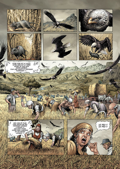 Page 9 ténèbres tome 1 - ioen