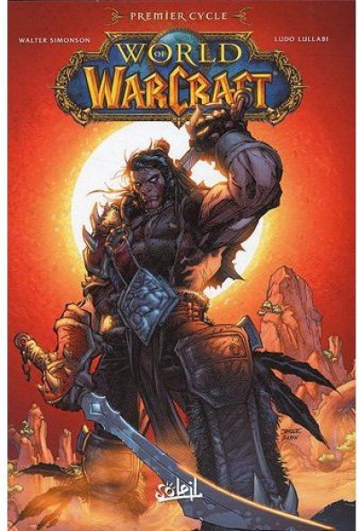 Couverture world of warcraft - intégrale tome 1 à tome 3