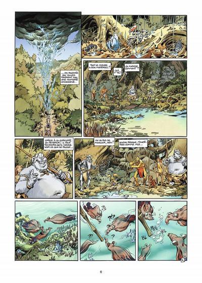 Page 7 trolls de troy tome 12 - sang famille