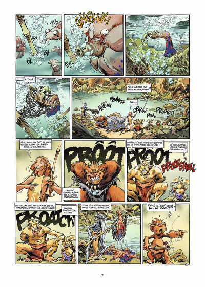 Page 8 trolls de troy tome 12 - sang famille