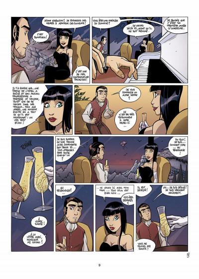 Page 0 les arcanes du midi-minuit tome 7 - l'affaire rivendalwn