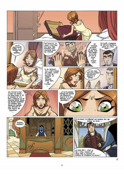 Page 6 les arcanes du midi-minuit tome 7 - l'affaire rivendalwn