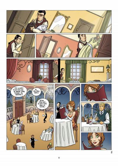Page 7 les arcanes du midi-minuit tome 7 - l'affaire rivendalwn