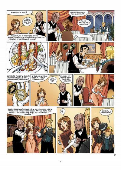 Page 8 les arcanes du midi-minuit tome 7 - l'affaire rivendalwn