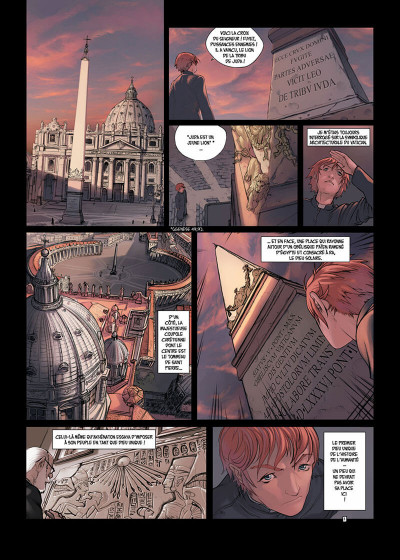 Page 3 Cross fire tome 4
