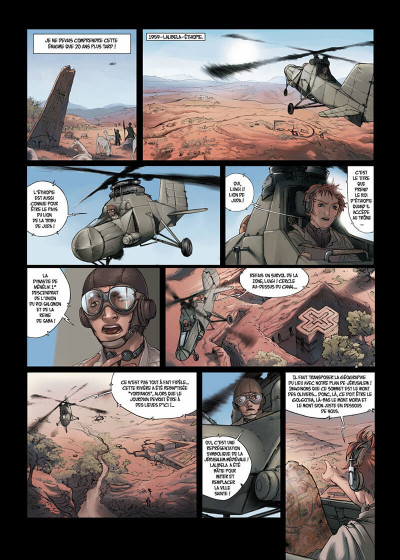 Page 4 Cross fire tome 4