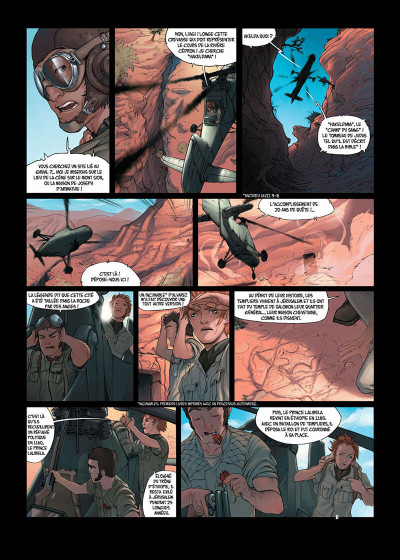 Page 5 Cross fire tome 4