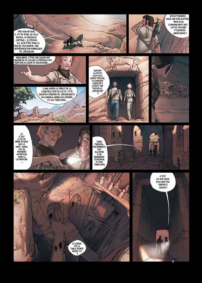 Page 6 Cross fire tome 4