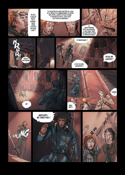 Page 8 Cross fire tome 4