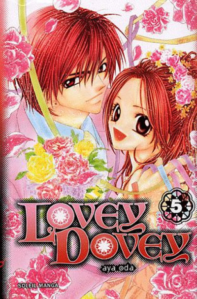 Couverture lovey dovey tome 5