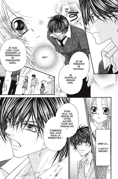 Page 0 lovey dovey tome 5