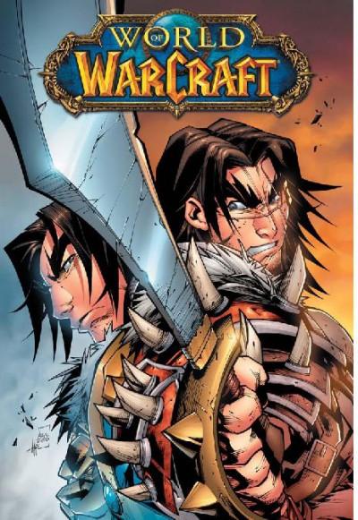 Couverture world of warcraft tome 6 - dans l'antre de la mort
