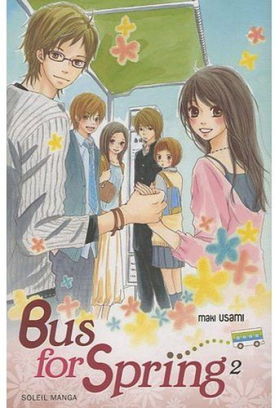 Couverture bus for spring tome 2