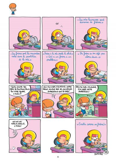 Page 7 les p'tits diables tome 9 - interdit aux sœurs !