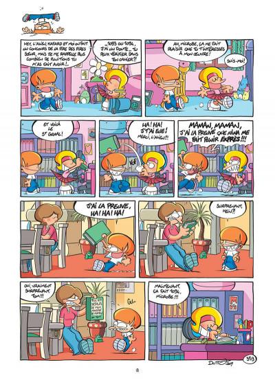 Page 9 les p'tits diables tome 9 - interdit aux sœurs !