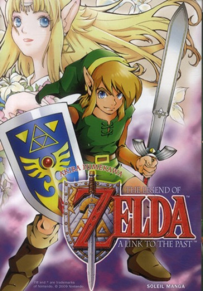 image de zelda tome 1 - a link to the past