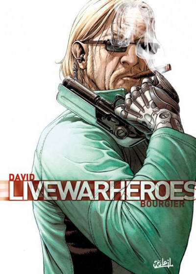 Couverture live war heroes ned