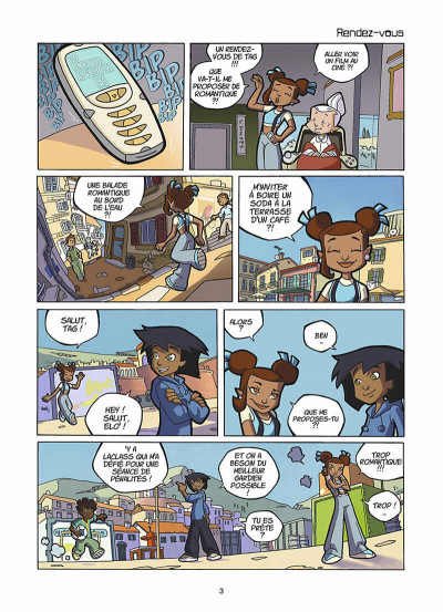 Page 4 foot 2 rue ; prolongations