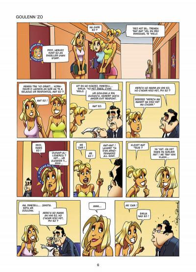 Page 7 les blondes ; en breton