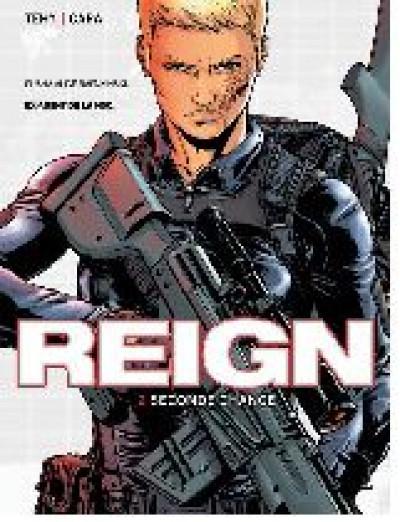 image de reign tome 2 - seconde chance