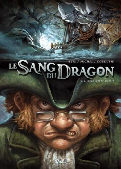 Couverture Le sang du dragon tome 4